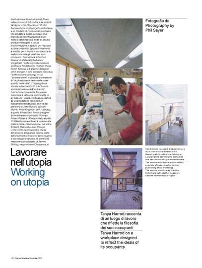 Domus article